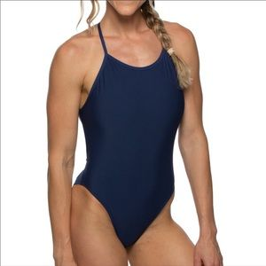 Jolyn G.T. Range Fixed Back Onesie Swimsuit